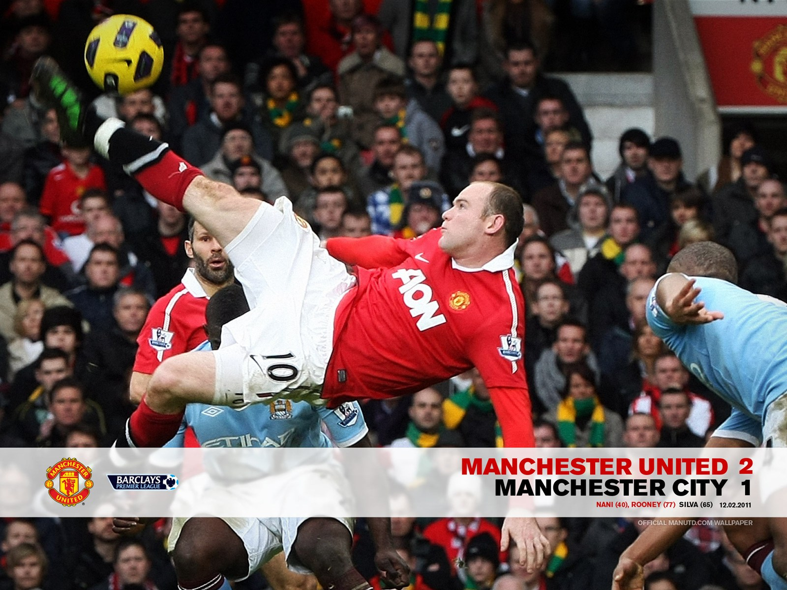 The much anticipated Manchester Derby more than lived up to its    Messi Bicycle Kick Wallpaper